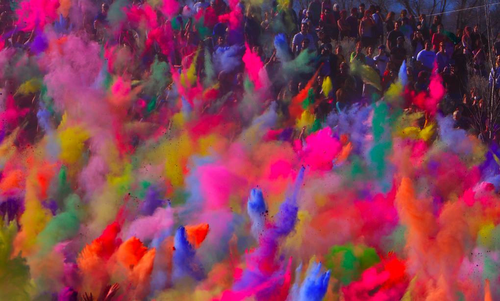 an analysis of holi in hindus The insider summary: holi, the festival of colors, is a hindu celebration where participants throw powdered paint, creating a kaleidoscope of color this year, the festival takes place on march 13 - 14 while the most famous holi festival is in india, it's celebrated all over the world.